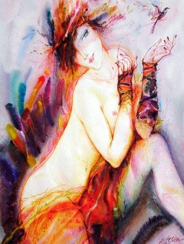 =DN watercolor alexander klevan