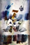 house of cards watercolor alexander klevan